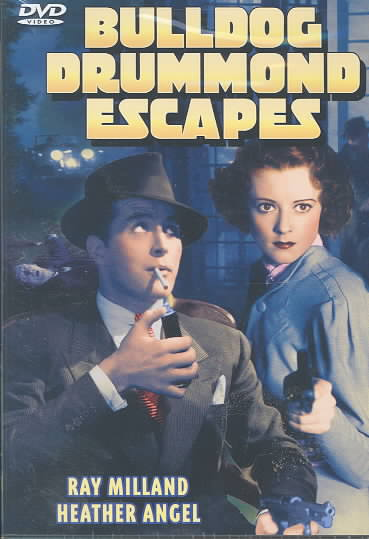 BULLDOG DRUMMOND ESCAPES BY MILLAND,RAY (DVD)