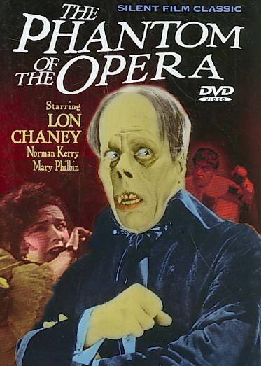 CHANEY COLLECTION (PHANTOM OF THE OPE BY CHANEY,LON (DVD)